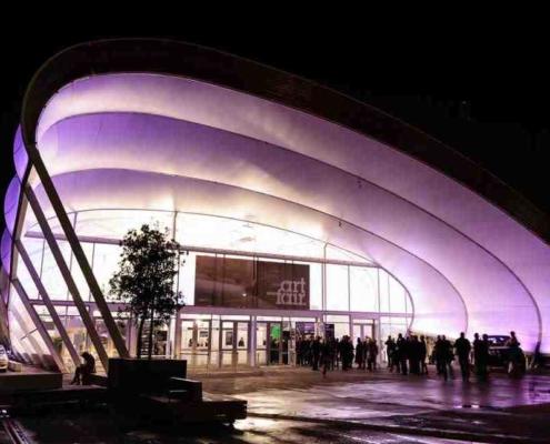 Auckland Art Fair Cloud