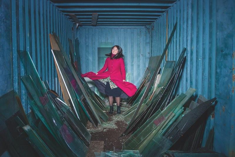 Suji Park portrait